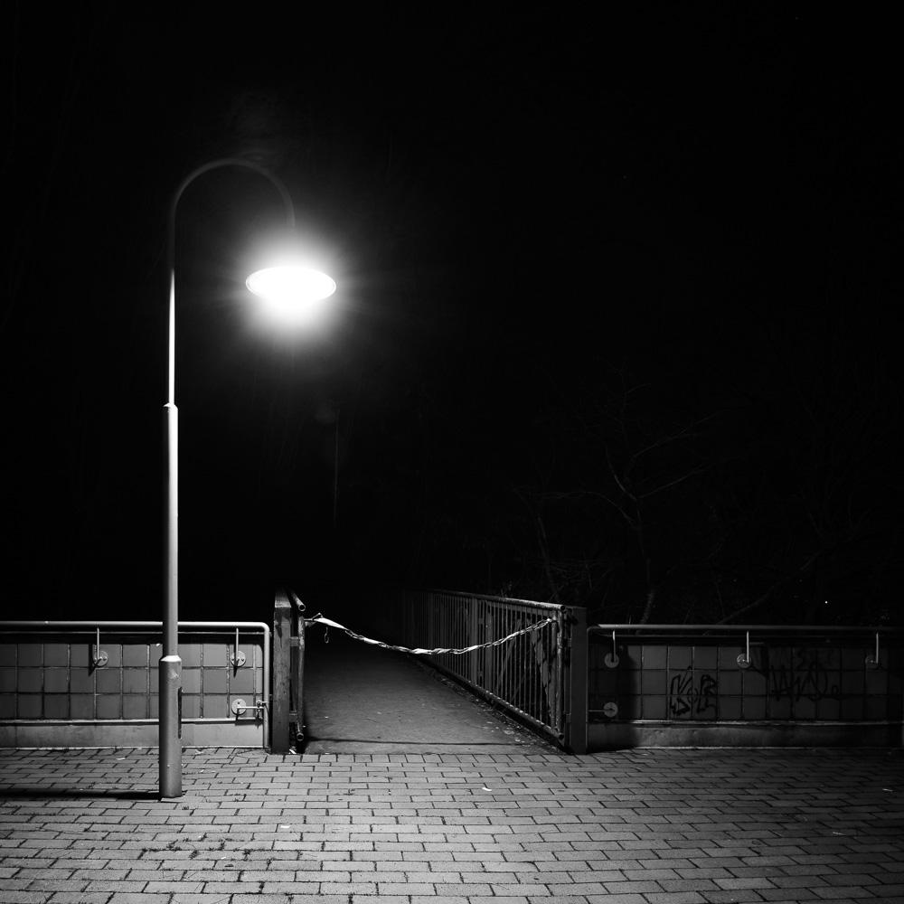 bonn, bad godesberg, nacht