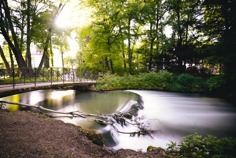 München Englischer Garten