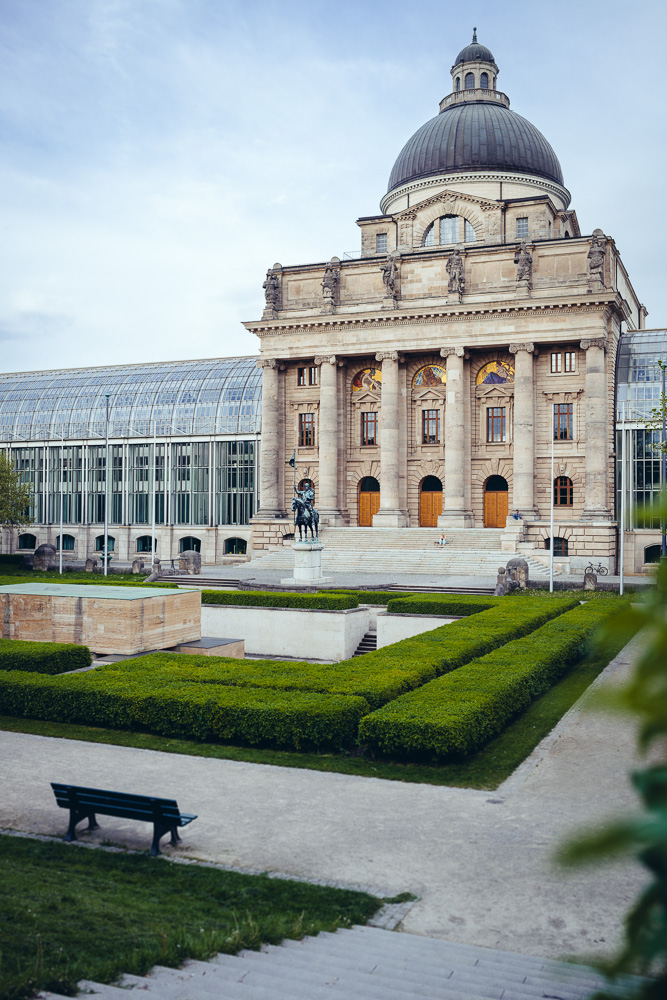 München Bayrische Staatskanzlei