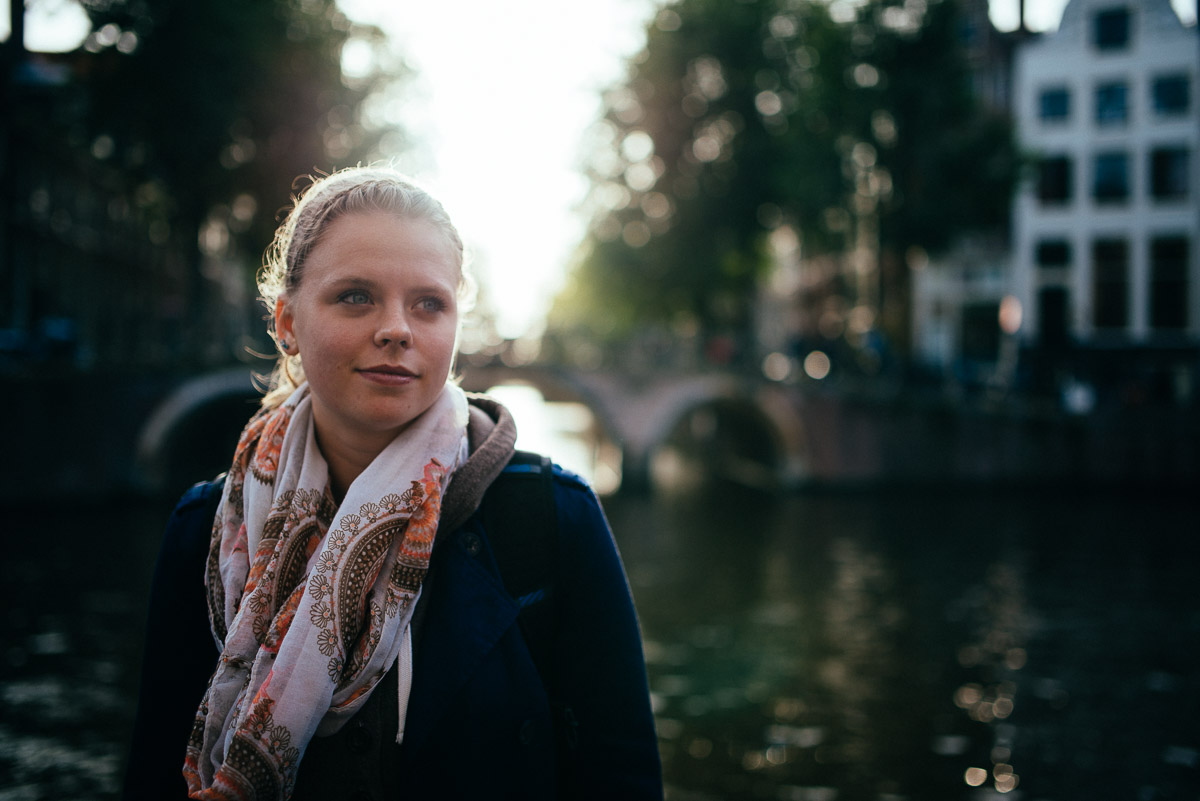 Vanni in Amsterdam