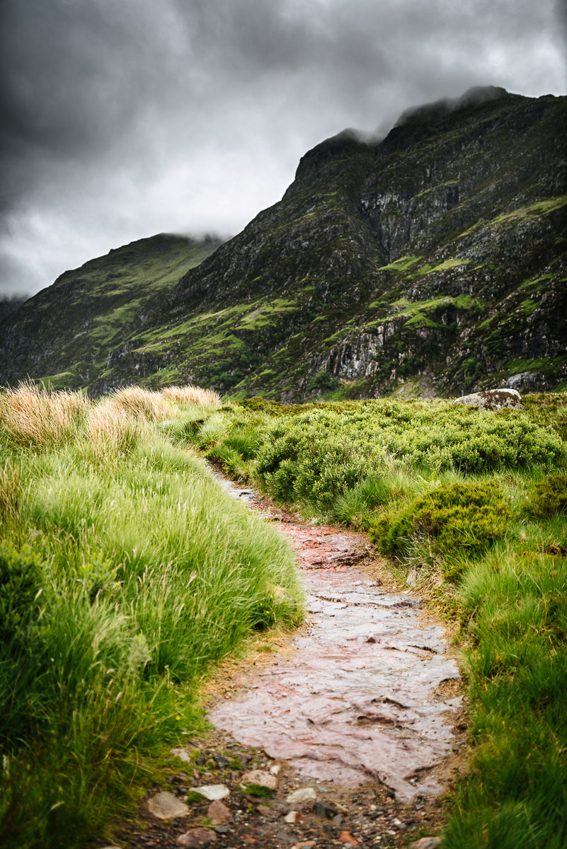 The Lost Valley (Glen Coe)