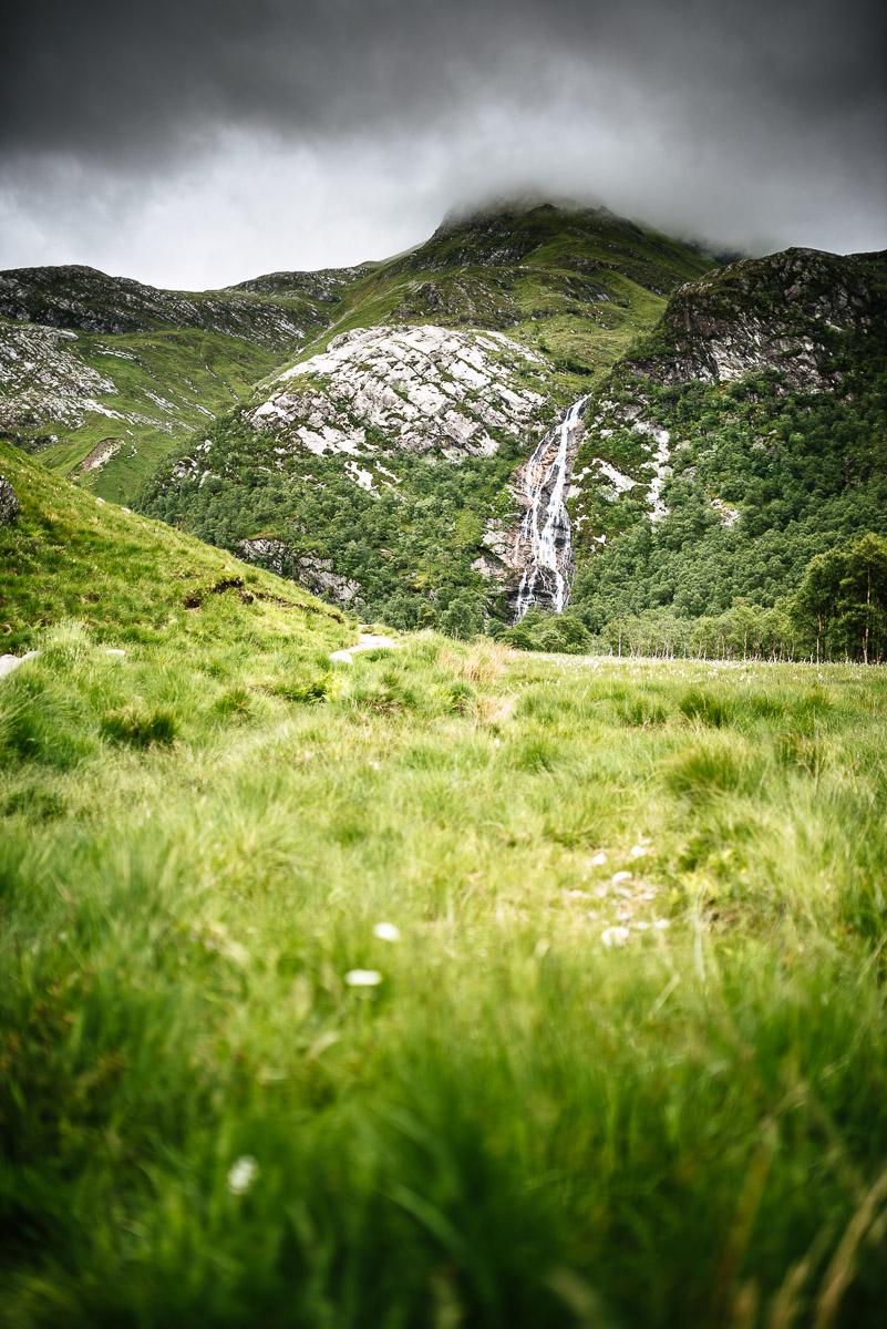Steall Falls (Nevis Range)