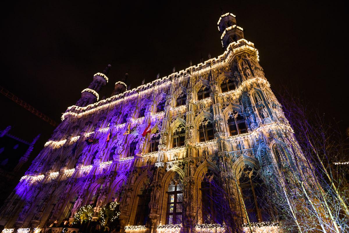 Stadthaus Leuven (Belgien)