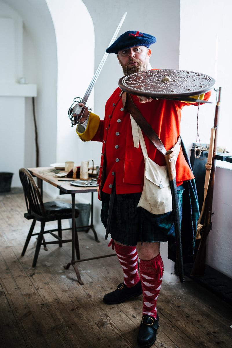 Schauspieler Fort George (Inverness)