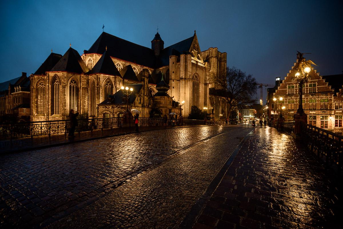Sint-Michielskerk (Gent, Belgien)