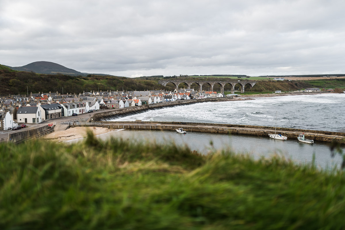 Cullen Viadukt (Schottland)