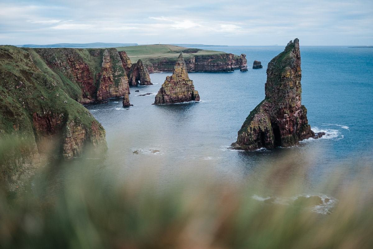 Duncansby Stacks, John o' Groats
