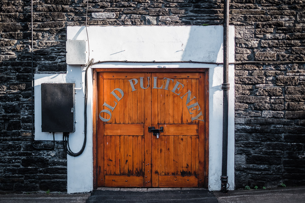 Old Pulteney Distillery (Wick)