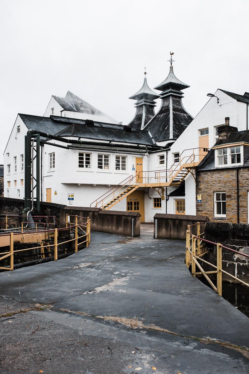 Strathisla Distillery (Speyside)