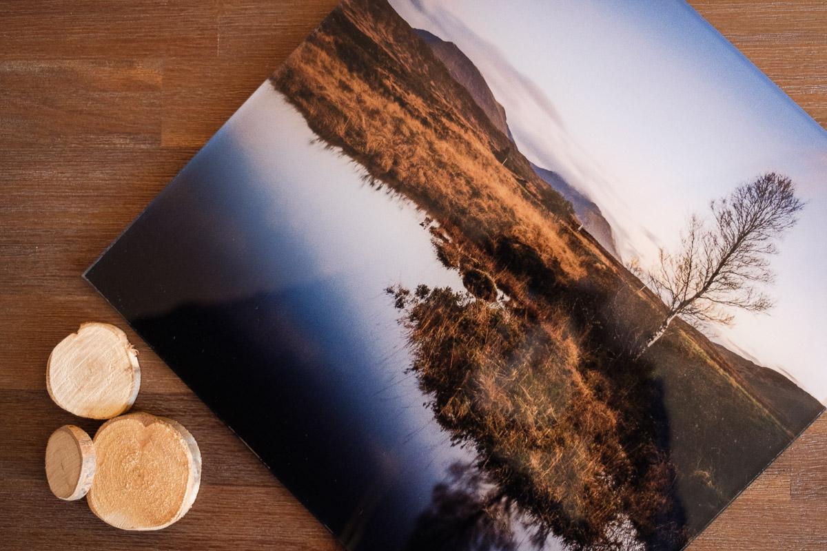 Acrylbild von ZOR (30 x 30 cm)