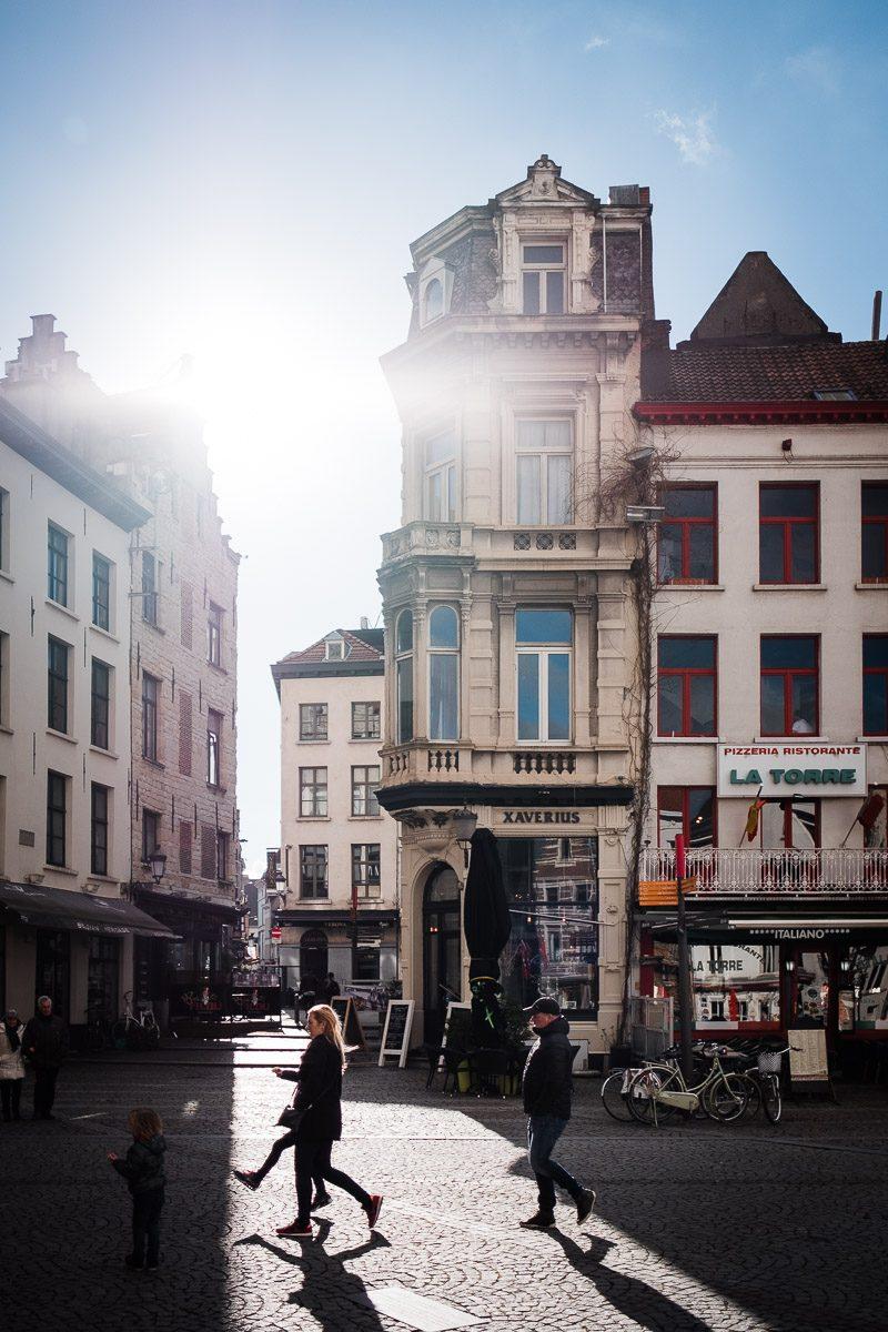 Antwerpens Altstadt