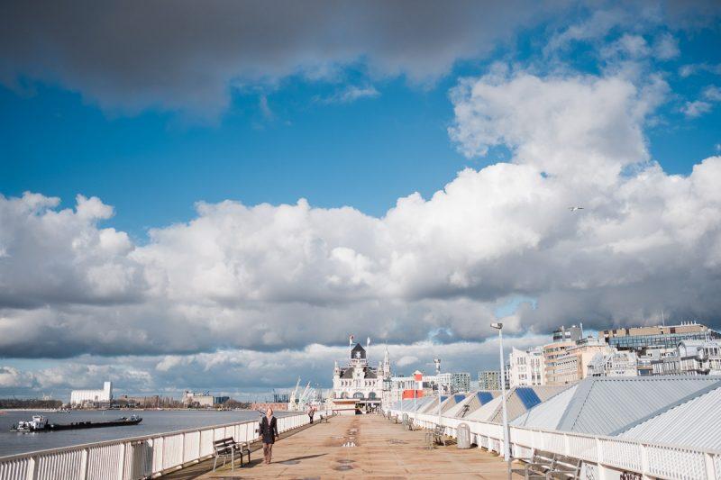Antwerpens Hafen